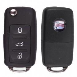 Ключ за коли Seat 2001-2009 с 3 бутона 434MHz