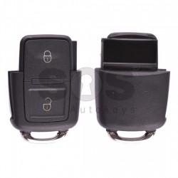 Сгъваем ключ за коли VW Bora / Polo / Golf 5 / Transporter с 2 бутона Честота - 434 MHz - само дистанционно