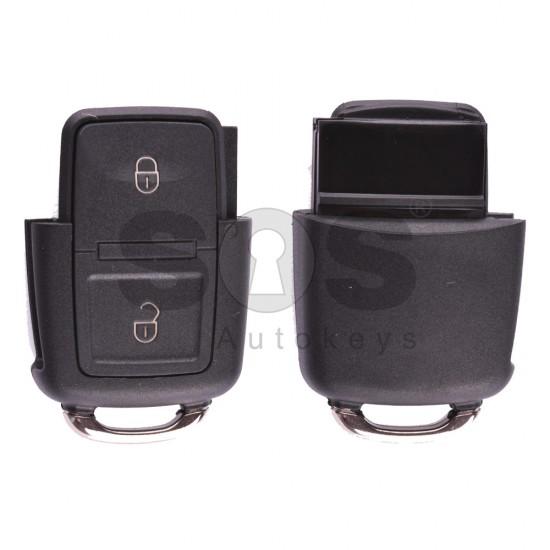 Ключ за коли Seat AROSA / TOLEDO / LEON с 2 бутона 434MHz - само дистанционно