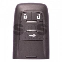 Оригинален смарт ключ за коли SAAB с 4 бутона 433MHz