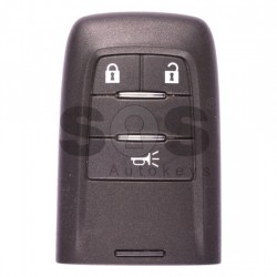 Смарт ключ за коли SAAB с 4 бутона 433MHz