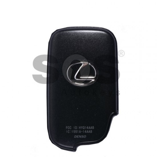 Смарт ключ за коли Lexus с 3+1 бутона 433 MHz
