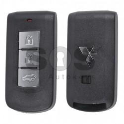 Оригинален смарт ключ за коли Mitsubishi 2006-2010 с 3 бутона 433 MHz