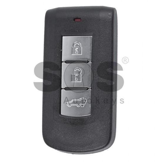 Смарт ключ за коли Mitsubishi 2006-2010 с 3 бутона 433 MHz