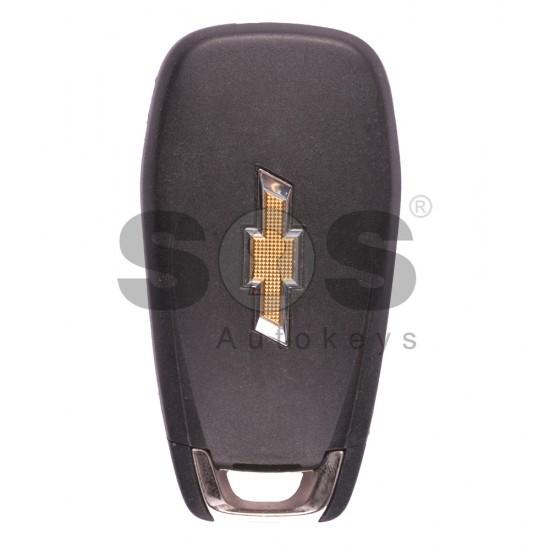 Сгъваем ключ за коли Chevrolet с 3 бутона - 315 MHz