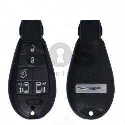 Оригинален смарт ключ за коли Chrysler с 5 бутона 433MHz