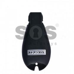 Оригинален смарт ключ за коли Dodge с 4+1 бутона 433 MHz PCF 7961