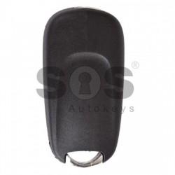Оригинален флип ключ за коли Opel Astra K с 2 бутона 433MHz