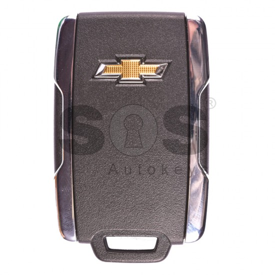 Смарт ключ за коли Chevrolet с 3+1 бутона - 433 MHz