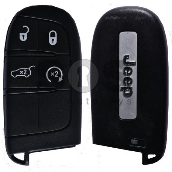 Смарт ключ за коли Jeep с 4 бутона 433MHz