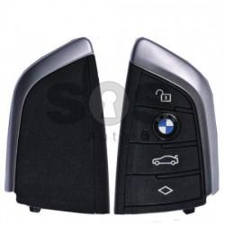 Оригинален смарт ключ за коли BMW G-Series с 4 бутона 434 MHz Keyless Go