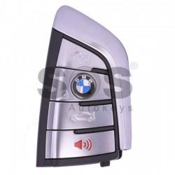 Оригинален смарт ключ за коли BMW G-серии 2015 с 4 бутона - 434 MHz Keyless Go