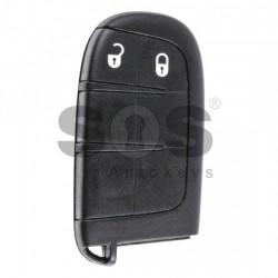 Смарт ключ за коли Fiat Freemont 2011 с 2 бутона - 433 MHz