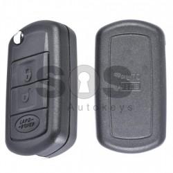 Оригинален сгъваем ключ за Land Rover Range Rover с 3 бутона 433MHz PCF 7941 HU92