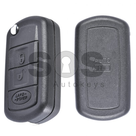 Сгъваем ключ за Land Rover Range Rover с 3 бутона 433MHz PCF 7941 HU92