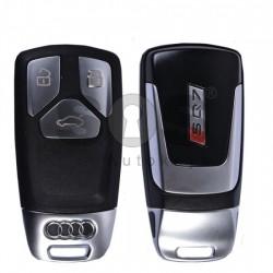 Оригинален смарт ключ за коли Audi SQ7 с 3 бутона - 433 MHz
