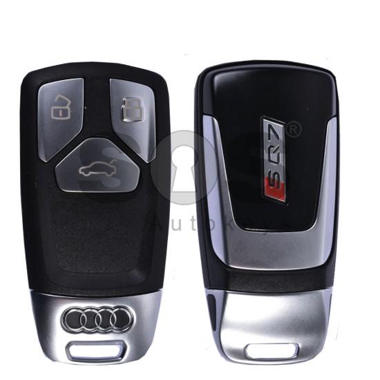 Смарт ключ за коли Audi SQ7 с 3 бутона - 433 MHz