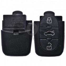 Оригинален сгъваем ключ за коли Audi A6/TT с 3+1 бутона 315MHz