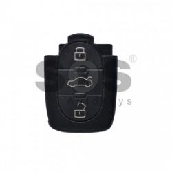 Оригинално дистанционно за коли Audi A6/TT с 3+1 бутона 315MHz