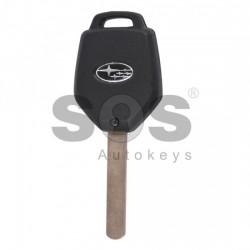 Ключ за коли Subaru Forester / Tribeca / Impreza / Legacy / Outback с 3 бутона 434 MHz