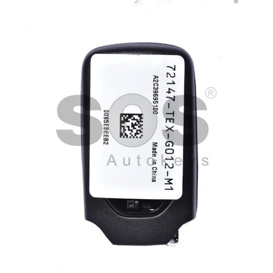 Смарт ключ за коли Honda с 3 бутона - 433 MHz - HITAG 3