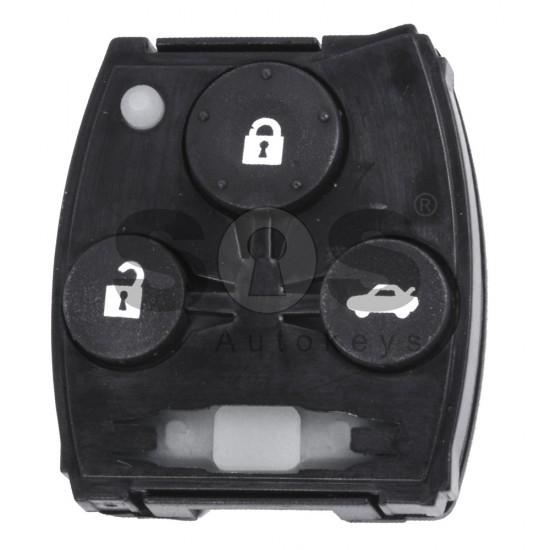 Ключ за коли Honda Accord с 3 бутона - 433 MHz
