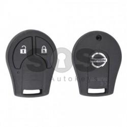 Ключ за коли Nissan Juke/Note/Micra с 2 бутона 434MHz