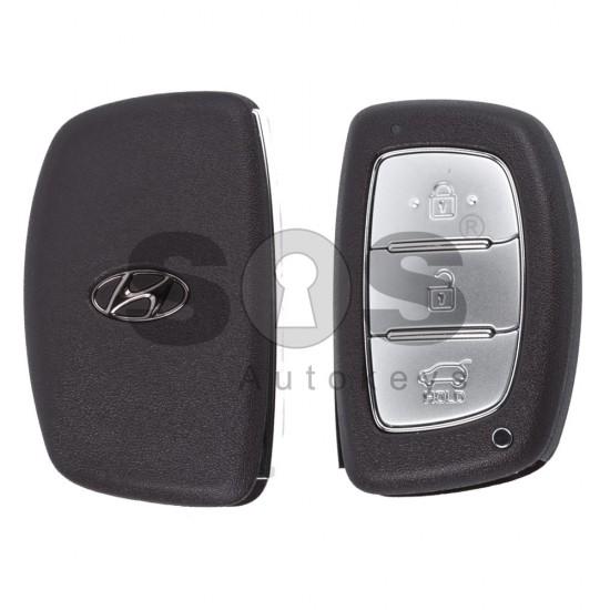 Оригинален смарт ключ за коли Hyundai с 3 бутона - 433 MHz