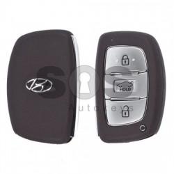 Смарт ключ за коли Hyundai I20 с 3 бутона 433MHz RS430