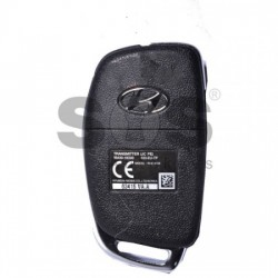 Сгъваем ключ за коли Hyundai с 3 бутона 433MHz