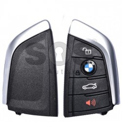 Оригинален смарт ключ за коли BMW G-Series 3+1бутона Keyless Go