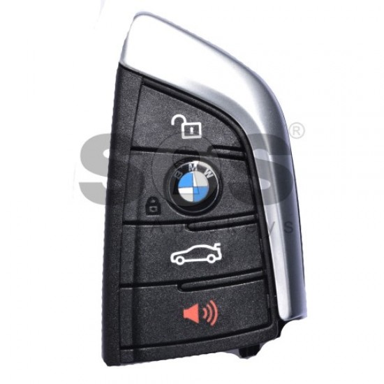 Смарт ключ за коли BMW G-Series 3+1бутона Keyless Go