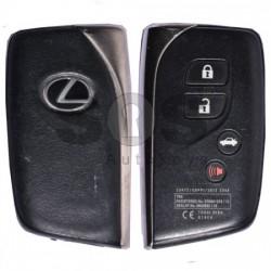 Оригинален смарт ключ за коли Lexus с 4 бутона 433MHz