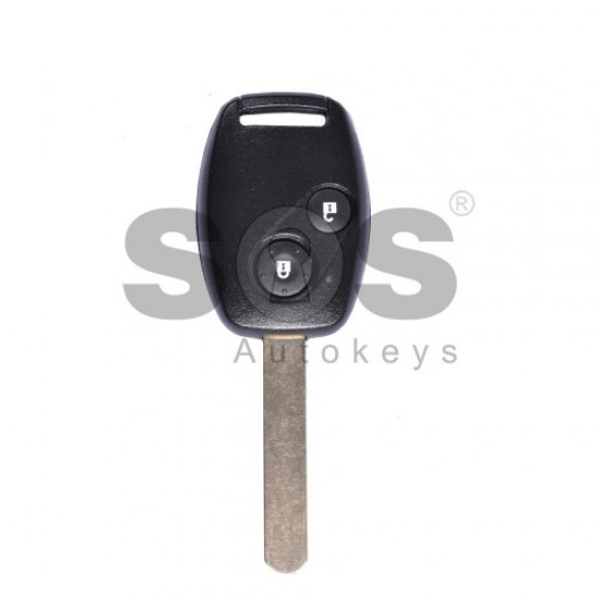 Ключ за коли Хонда с 2 бутона 433MHz PCF 7936