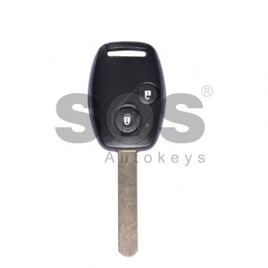 Ключ за коли Хонда с 2 бутона 433MHz ID48