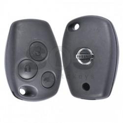 Ключ за Nissan PCF 7961 434 MHz с 3 бутона