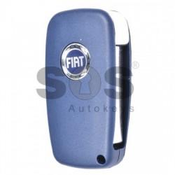 Сгъваем ключ за Fiat Fiorino с 3 бутона 433MHz