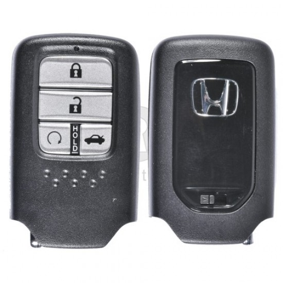 Смарт ключ за коли Honda с 4 бутона 433MHz
