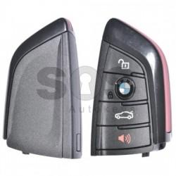 Оригинален смарт ключ за коли BMW с 4 бутона 434MHz NSN14