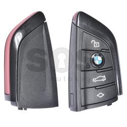 Смарт ключ за коли BMW с 4 бутона 434MHz Keyless Go