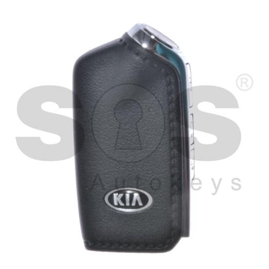 Оригинален смарт ключ за Kia Stinger GT с 4 бутона 433MHz HITAG