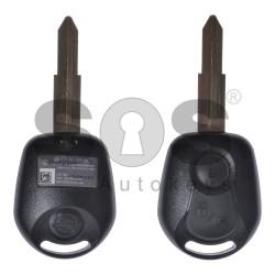 Оригинален ключ за SsangYong с 2 бутона 477MHz TMS37145 / ID 6D-60 80-Bit