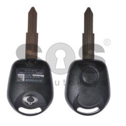 Оригинален ключ за SsangYong с 2 бутона 447MHz ID 4D-60 40-Bit