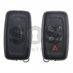 Оригинален смарт ключ за Land Rover Range Rover с 4+1 бутона 434 Mhz PCF 7953 HU101