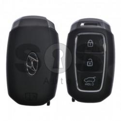 Оригинален смарт ключ за коли Hyundai с 3 бутона - 433MHz ID47