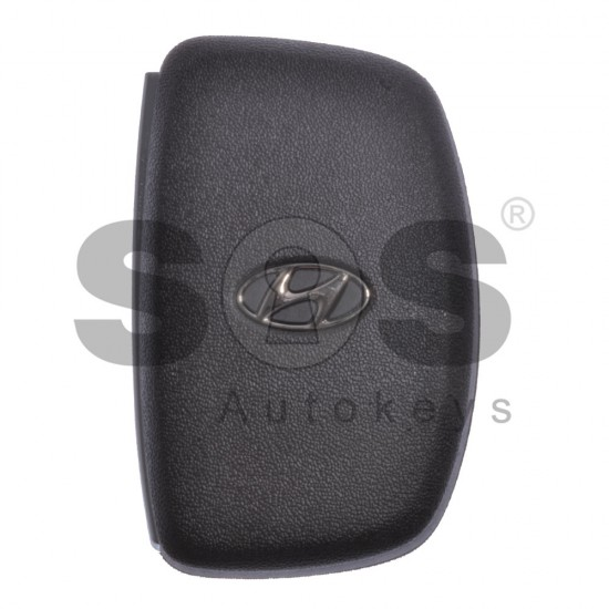 Оригинален смарт ключ за коли Hyundai  Ioniq Hybrid  с 4 бутона - 433MHz