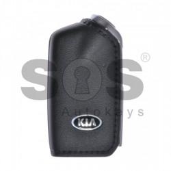 Оригинален сгъваем ключ за коли Kia Stinger с 3 бутона 433 MHz ID47 Keyless Go