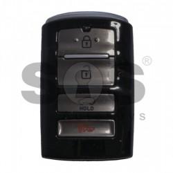 Оригинален смарт ключ за коли KIA Cadenza с 3+1 бутона 433 MHz