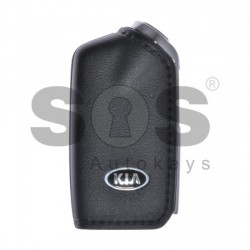 Сгъваем ключ за коли Kia с 3 бутона 433 MHz ID47