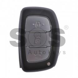 Оригинален смарт ключ за коли Hyundai Tucson с 3 бутона - 433MHz ID47